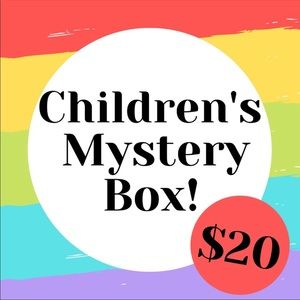 Children's 5lb Mystery Reseller Box Boy & Girl